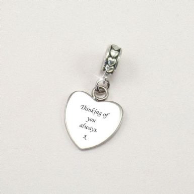 Thinking of You Always, Memorial Charm | Someone Remembered